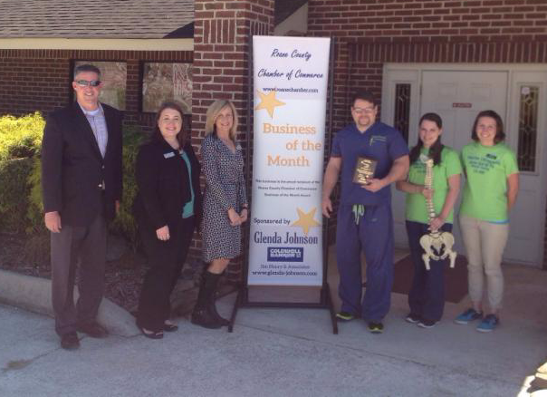 April 2015 - Kingston Chiropractic Center