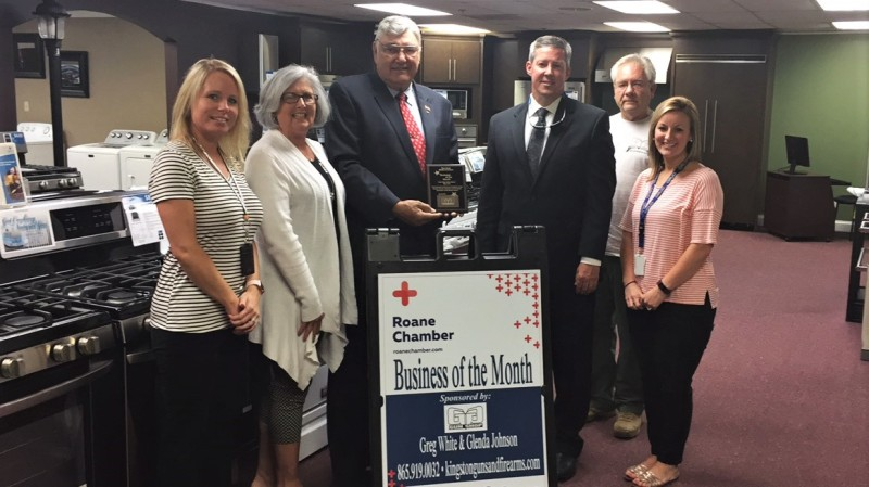 May 2017 Business of the Month - Oak Ridge Utility District