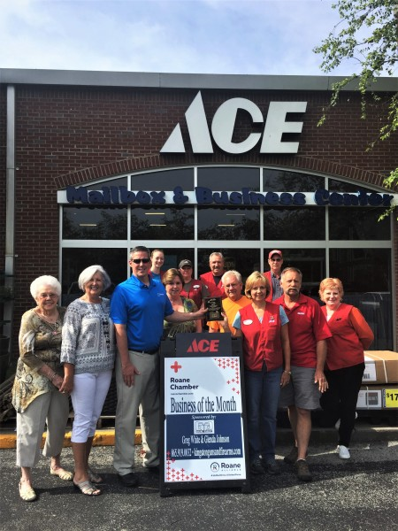 June 2017 Business of the Month - Browder's Ace Hardware & Business Center