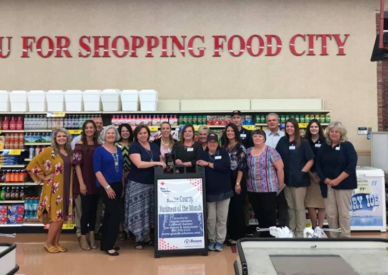 May 2019 Roane County Business of the Month - Food City of Kingston