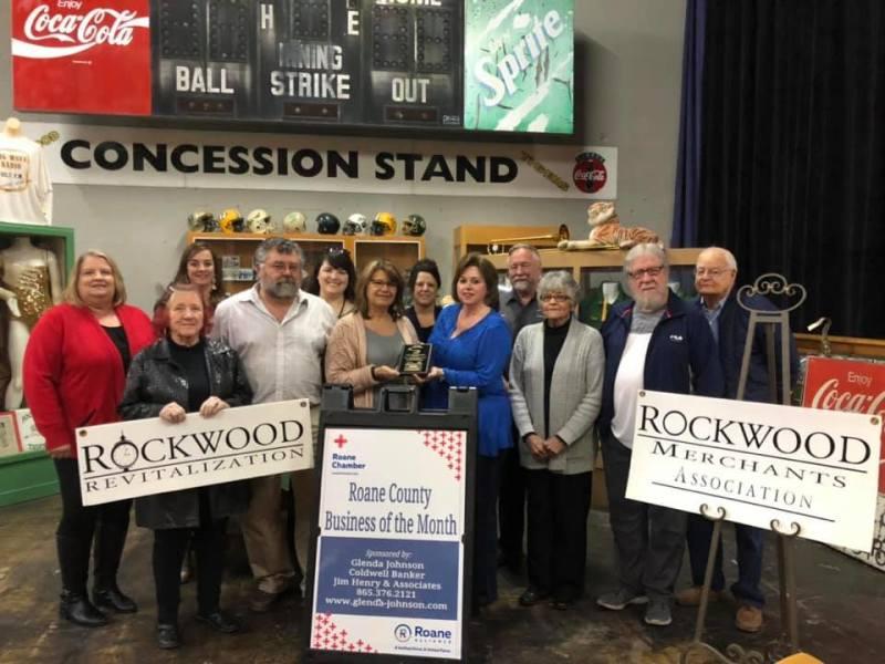 March 2019 Business of the Month - Rockwood Merchants Association