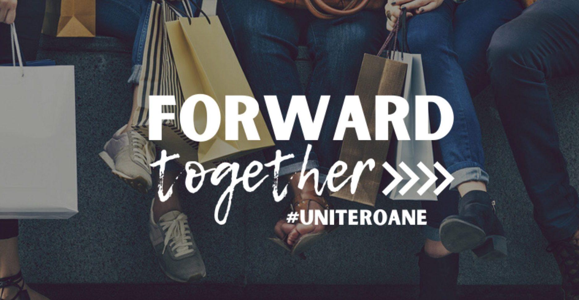 Forward Together Unite Roane Cover Photo