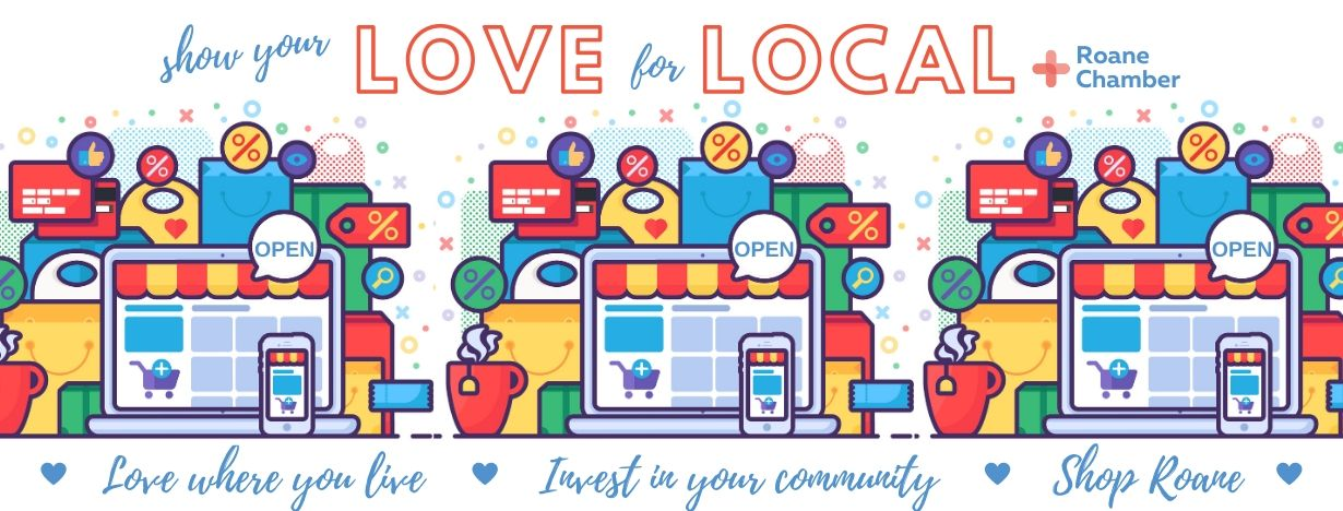 Show your Love for Local Cover Photo