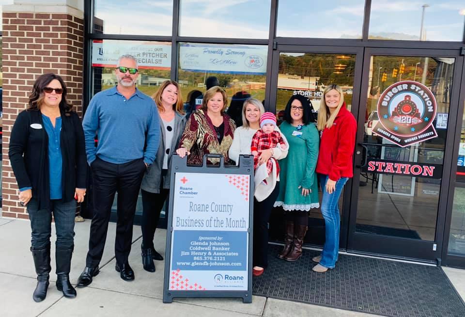 November 2019 - Burger Station 120 1881 Griffith Dr. Harriman, TN
