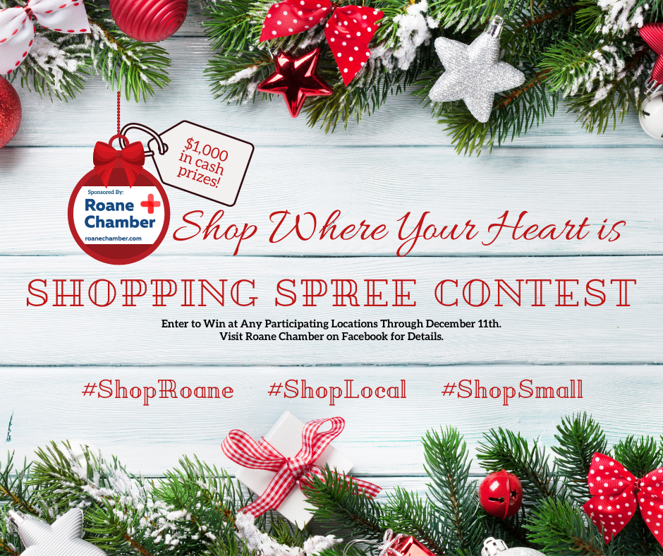 Shopping Spree Contest - SWHI