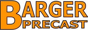 Barger Precast 300W Site Logo