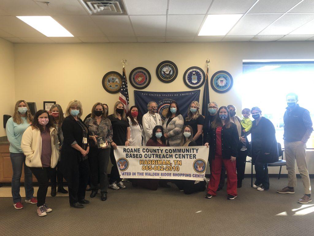 January 2021 - Harriman VA Clinic