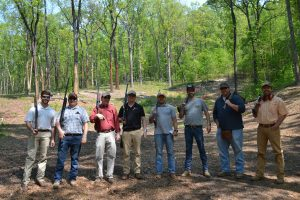 Excalibur Clay Shoot Pics