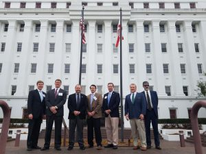 Young Agents at State Capitol