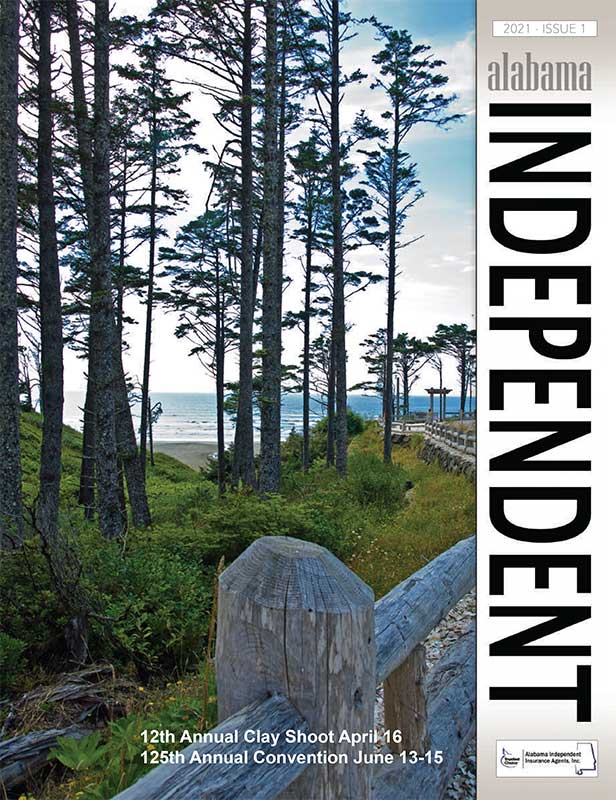 Alabama Independent Issue#1 2021