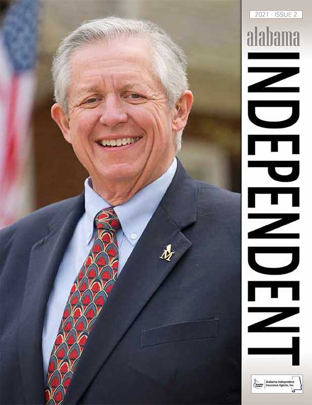 Alabama Independent - Issue #2 Cover