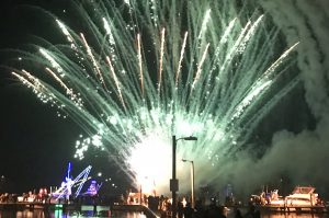 New Year's Eve Firework Display - Pensacola Beach Chamber ...