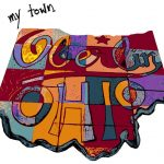 MY TOWN LOGO COLOR