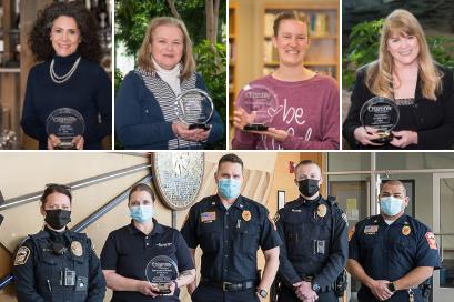 2020 Community Award Recipients