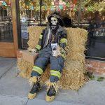 Muerto'sCoffeeCoScarecrow