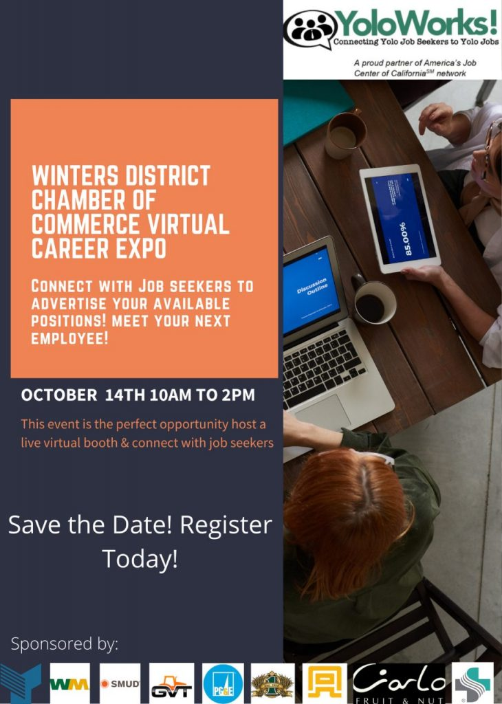 Employer Save the Date October 14th
