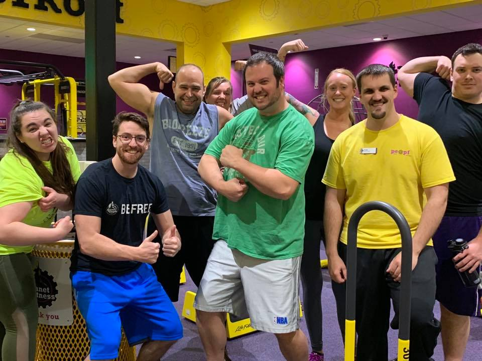 Fitness Challenge!