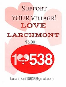love+larchmont+magnets