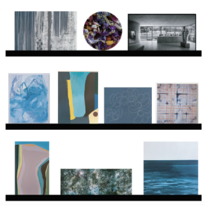 BAM wall of art pieces - various sizes