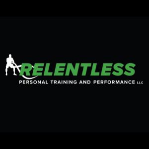 Relentless Training green logo