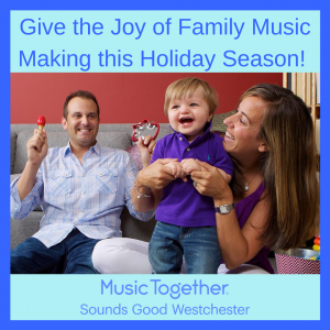 Sounds Good Westchester family making music