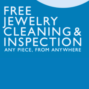 Tres Magnifique free jewelry cleaning