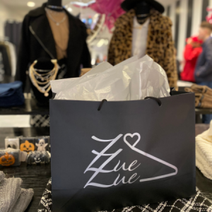 Zue Zue shopping bag