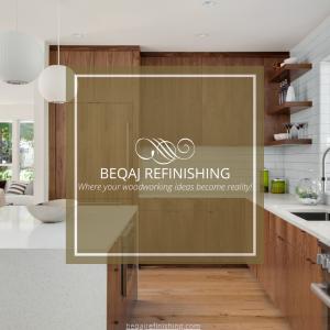 Beqaj Refinishing kitchen