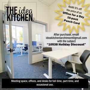 Idea Kitchen office