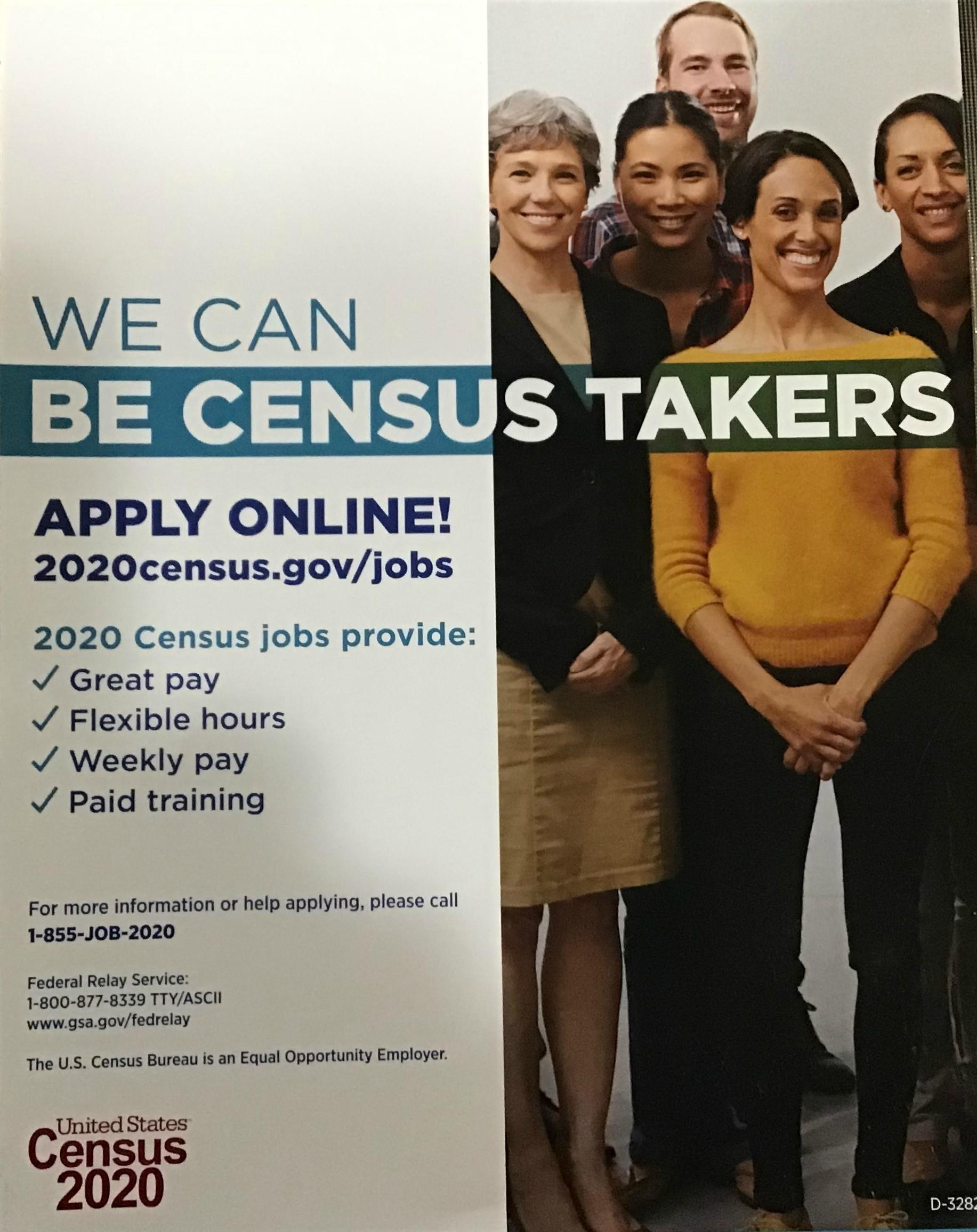 Census Hiring