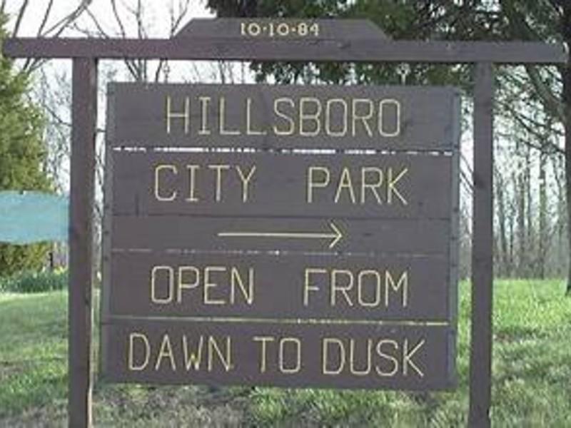 hillsbor city park a