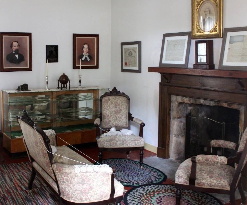 Governor Fletchers House