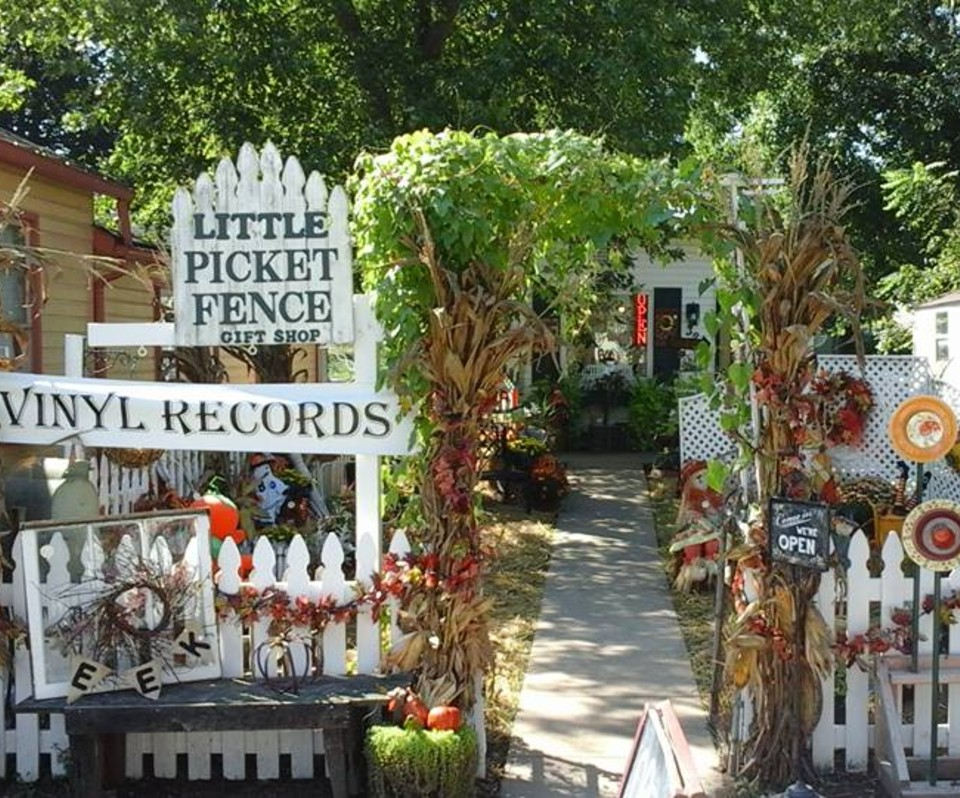 Little Picket Fence