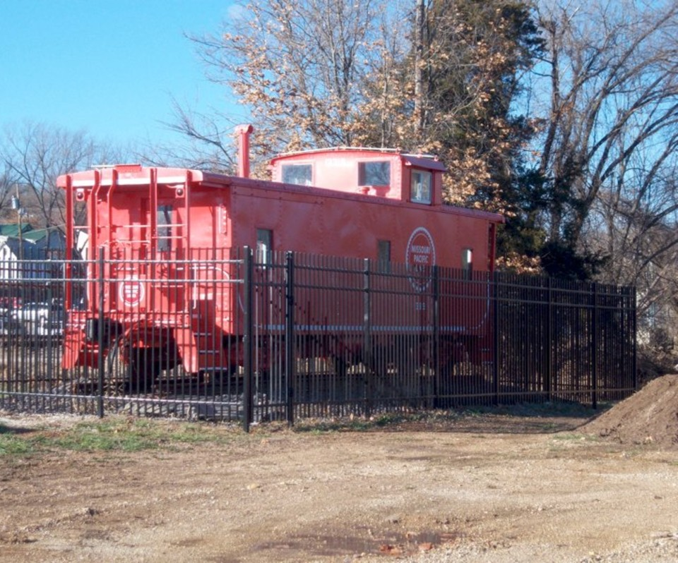 Railroad employees memorial