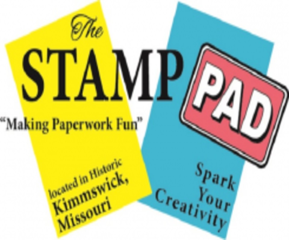 the stamp pad 1