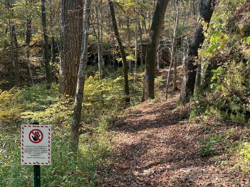 Kress Farm Blue Trail