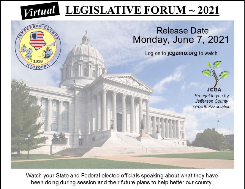 Legislative Forum 2021 Virtual