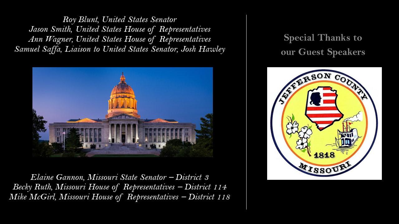 Legislative Forum - Actual 1