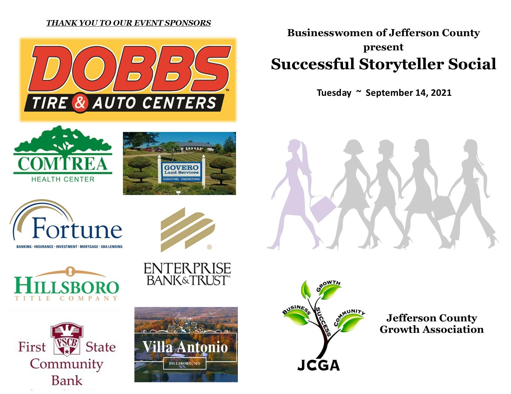 Program Businesswomen Storyteller Series 2021 a