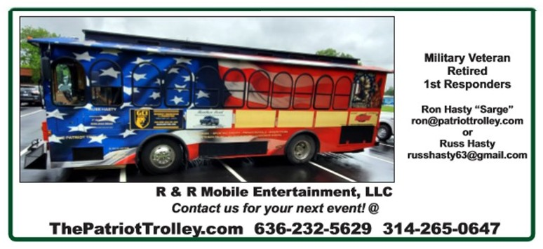 The Patriot Trolley