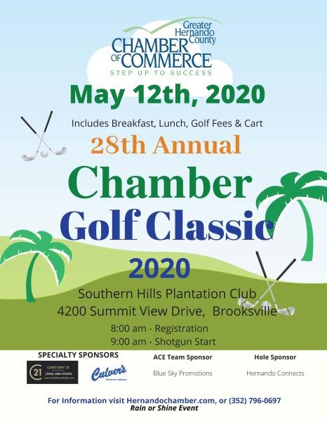 2020 Golf Flyer