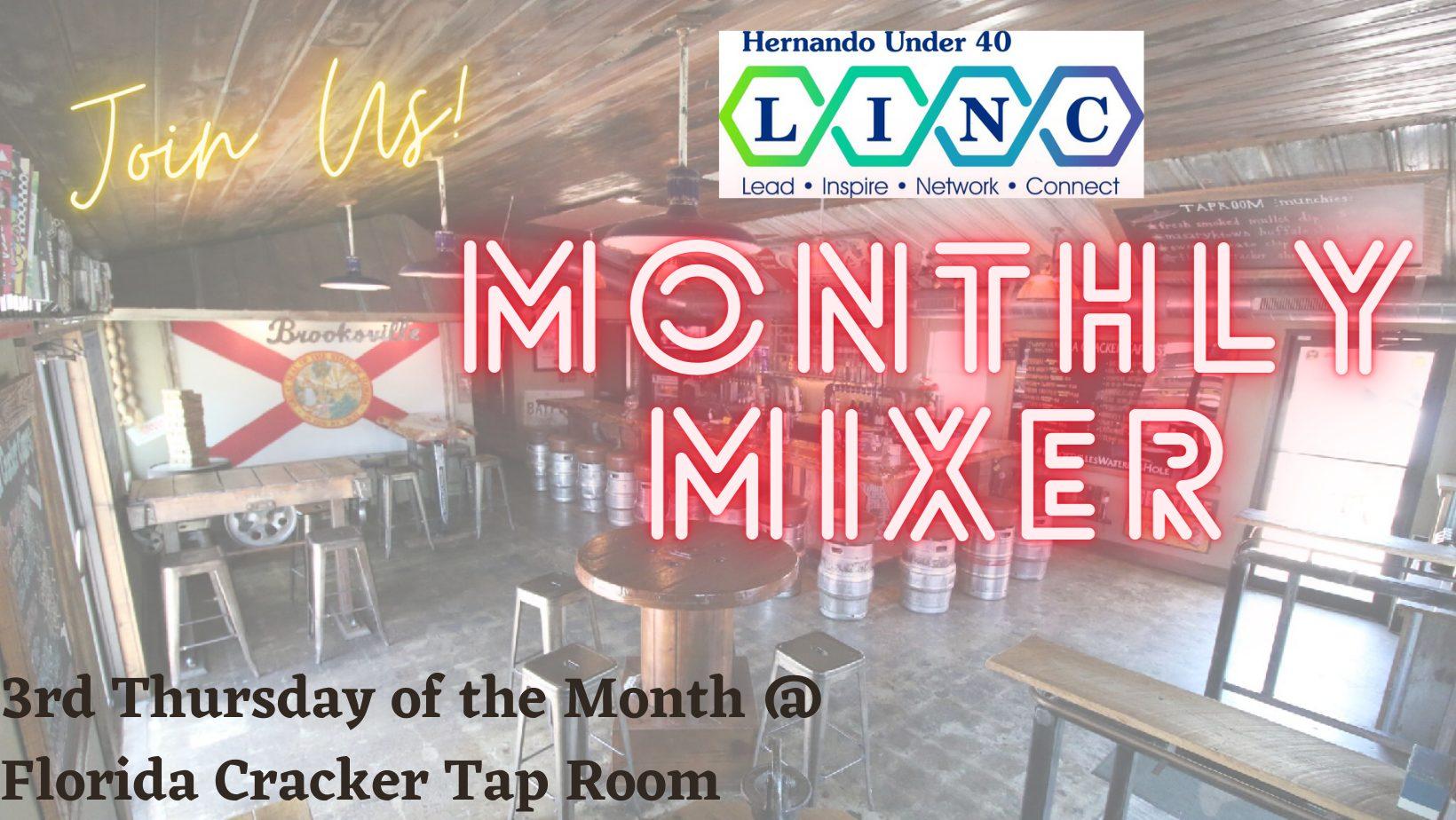 LINC Monthly Mixer
