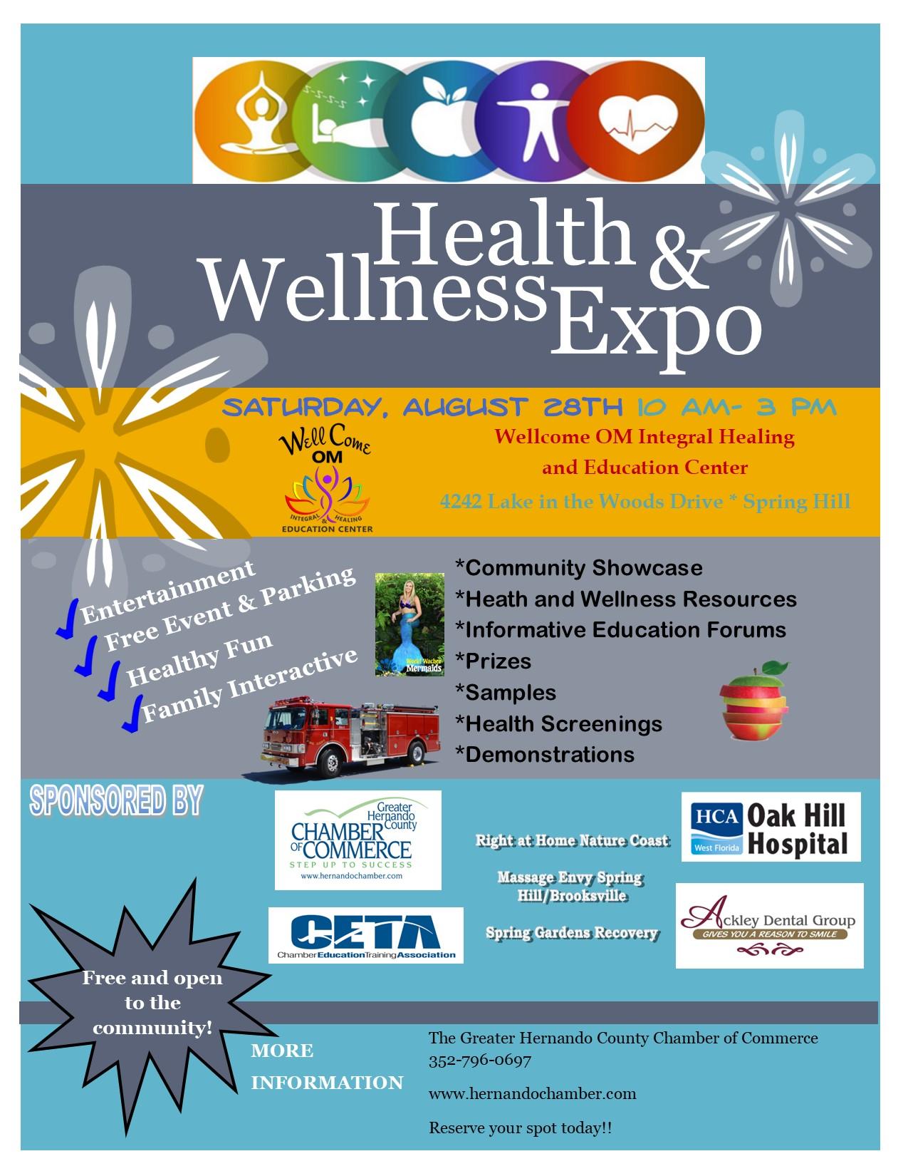 HW Expo Flyer