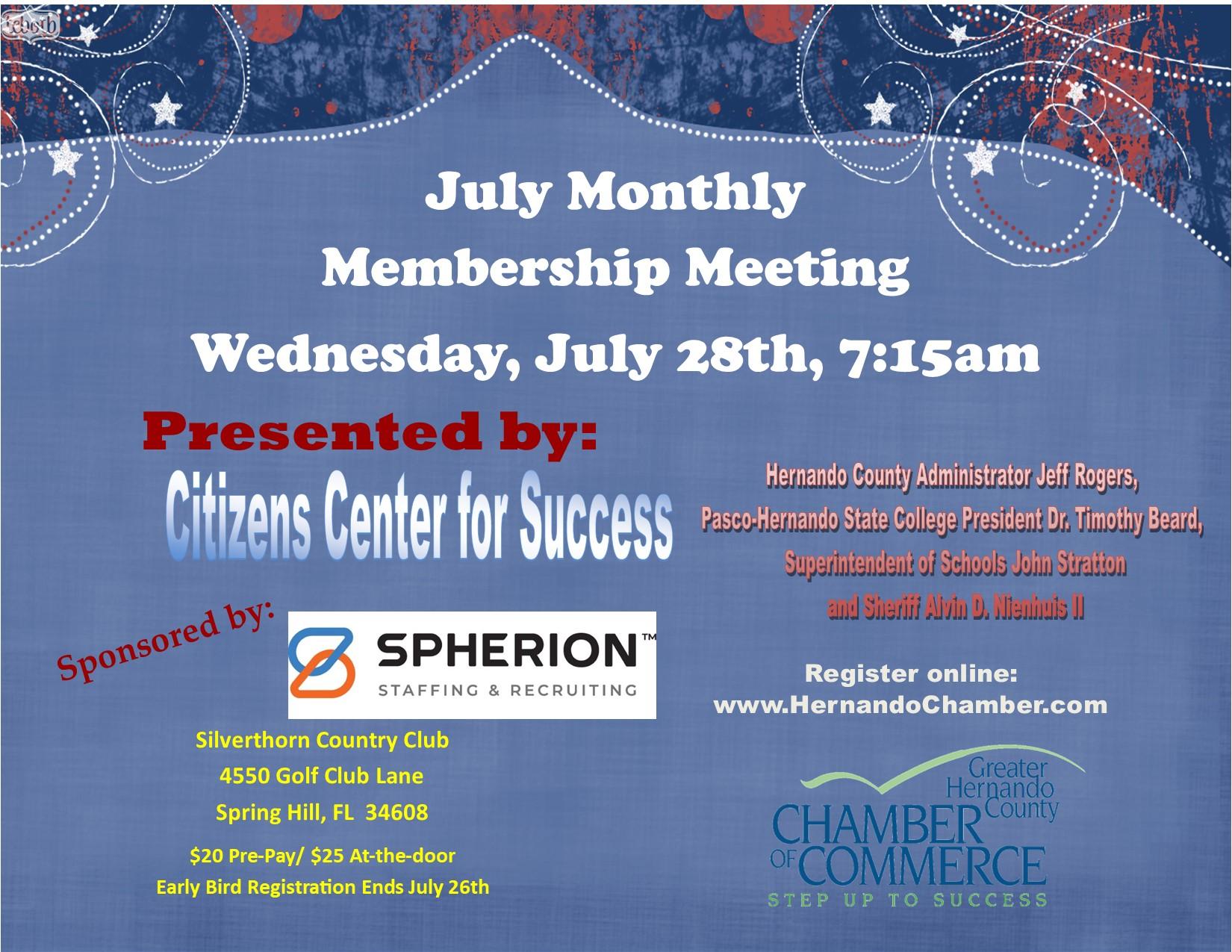 July Breakfast Flyer1