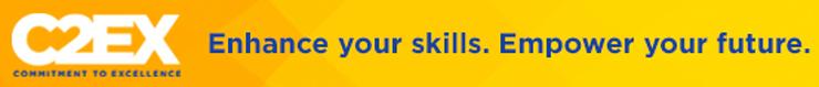 C2EX Enhance your skills. Empower your future.