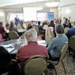 February 2018 General Meeting with Pat Bourne