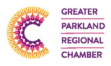 Greater Parkland Regional Chamber Horizontal Logo