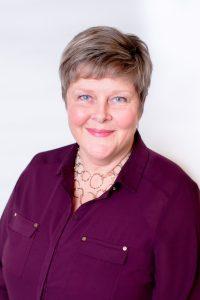 Sarah Parry, CEO
