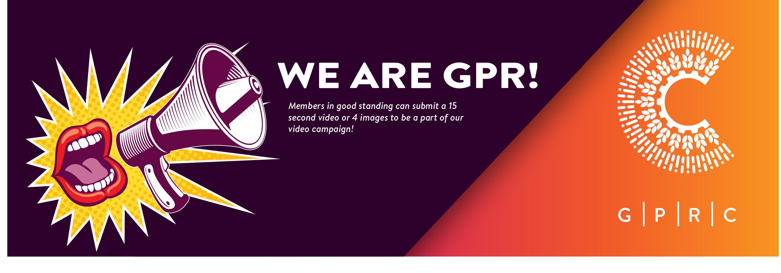 We Are GPR