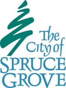 City of Spruce Grove logo